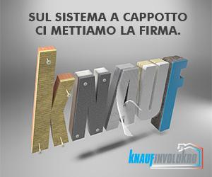 Sistema cappotto Knauf