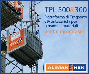Piattaforma TPL 500/300