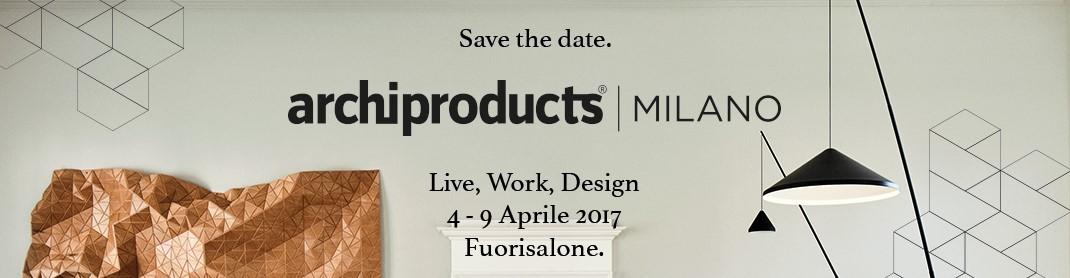 Live, Work, Design 4-9 Aprile 2017