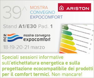 Ariston a MCE 2014