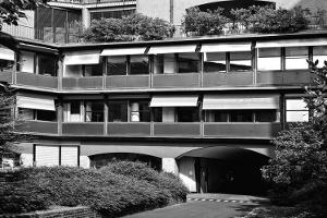 Aula de carli campus bovisa politecnico di milano for Caccia dominioni architetto