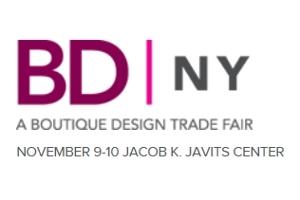 Boutique Design New York (BDNY) 2014