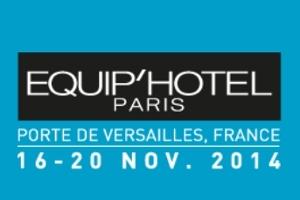 Equip�Hotel Paris 2014