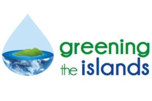 GREENING THE ISLANDS!