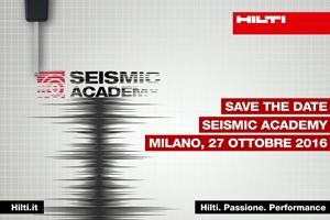 Seismic Academy 2016