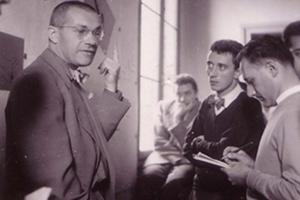 Conferenza – EMILIO TERRAGNI al lavoro dal 1955