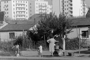 Italo Insolera, il bianco e nero delle città. Immagini 1951-1984