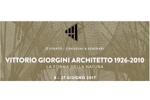 VITTORIO GIORGINI Architetto (1926-2010)