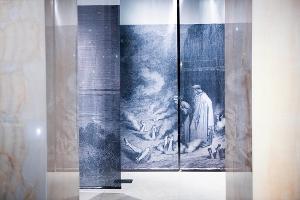 Sezioni. L'Architettura italiana per la Divina Commedia
