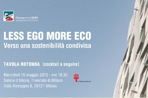 Less Ego More Eco
