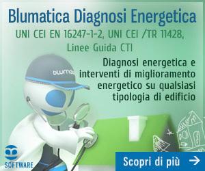 Blumatica Diagnosi Energetica