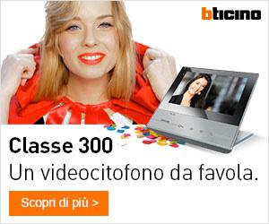 Bticino Videocitofoni Classe 300