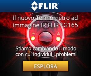 Nuovo termometro a immagine IR