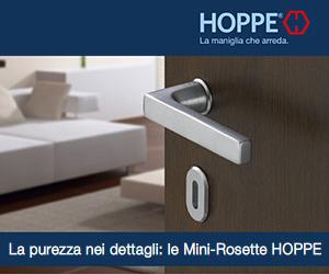 Mini-Rosette Hoppe