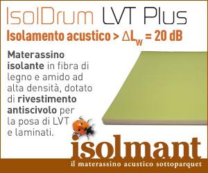 Isoldrum LVT Plus