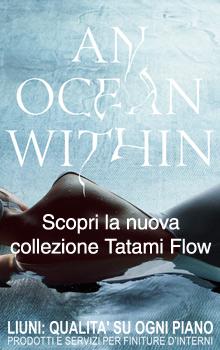 Nuova collezione Tatami Flow