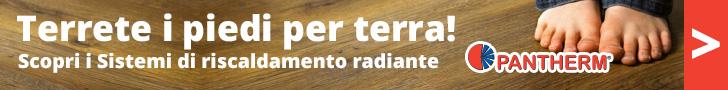 Sistemi radianti Pantherm