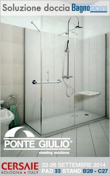 Soluzione doccia BagnoSicuro