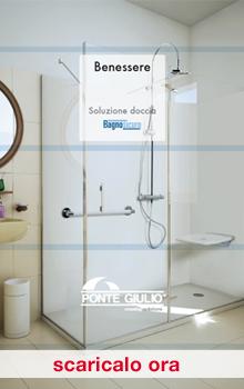 Soluzione doccia Ponte Giulio