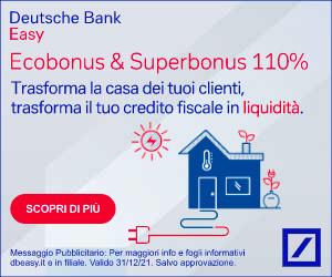 Ecobonus e Superbonus 110% - Dealer