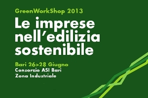 GreenWorkShop 2013