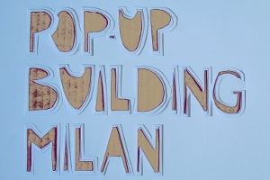 Pop-Up Building Milan - Daniel González
