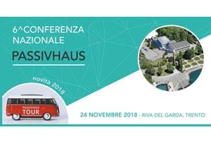 6^Conferenza Nazionale Passivhaus