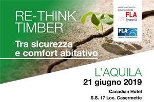 L'Aquila - Re-Think Timber