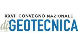 XXVII Convegno Nazionale Geotecnica
