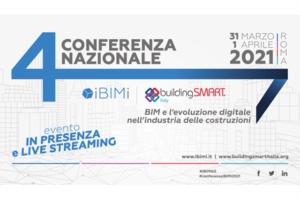 IV Conferenza Nazionale IBIMI-buildingSMART