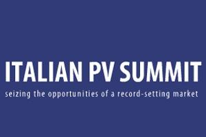 ITALIAN PV SUMMIT 2010