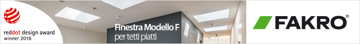 Finestra per tetti piatti F