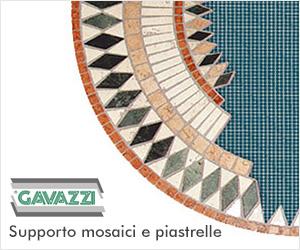 Supporto mosaici