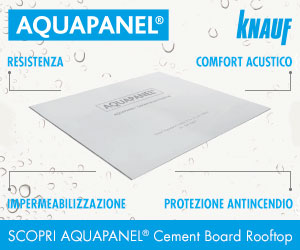 AQUAPANEL Cement Board Rooftop