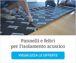 Pannelli e feltri acustici_Marketplace