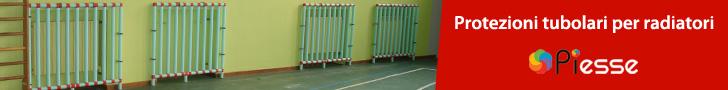 Protezioni tubolari per radiatori